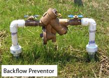 Backflow-Preventor